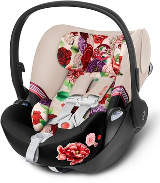 CYBEX Cloud Q SensorSafe(TM) 2.1 Blossom Light Infant Car Seat & Base