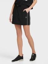 DKNY Cargo Skirt With Buckle