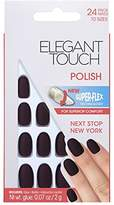 Elegant Touch Polished Nails, Next Stop New York by