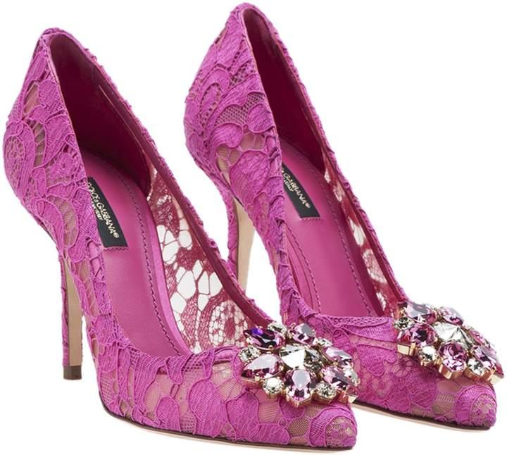 Dolce & Gabbana Decolte 90 Lace