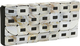 Global Elements Mother of Pearl Clutch