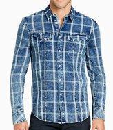 William Rast Plaid Long-Sleeve Shirt