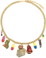 Marc Jacobs multi-charm bracelet
