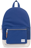 Herschel Settlement Backpack Blue & White