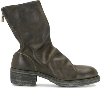Guidi Relaxed Ankle Boots