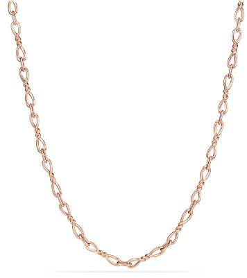 David Yurman Continuance Necklace in 18K Rose Gold