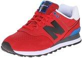 New Balance Men's ML574 Acrylic Pack Classic Sneaker