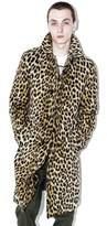 3.1 Phillip Lim Leopard Balmacaan Coat