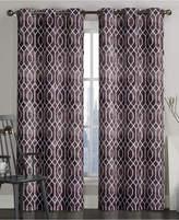 "Victoria Classics Andreaston Pair of 40"" x 84"" Grommet Window Panels Bedding"