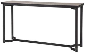 Uttermost Basuto Steel Console Table