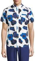 Life After Denim Men's Poppy Cotton Sportshirt