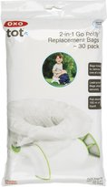 OXO 2-in-1 Go Potty Refill Bags - 30 ct