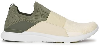 Athletic Propulsion Labs Techloom Bliss Two-tone Knitted Sneakers
