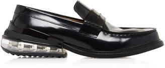 Maison Margiela Bounce Bubble-Heel Leather Loafers