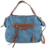 Sondra Roberts Street Smart Shopper Shoulder Bag