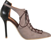 Malone Souliers Montana cross front pump