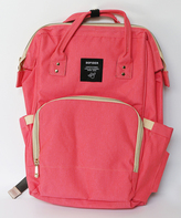 Coral Diaper Bag