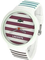 Lacoste Men's Goa Polyurethane Watch 2010564
