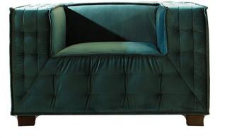 Chic Home Bryant Teal Club Chair