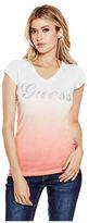 GUESS Women's Kacia Logo Tee
