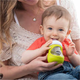 Joovy Boob Baby Bottle Glass 8-oz., with Green Sleeve