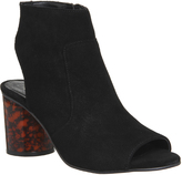 Office Marley Peep Toe Shoe Boots