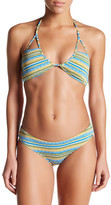 Volcom Pattern Bandeau Bikini Top