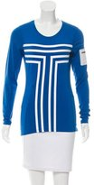 Tory Sport Long Sleeve Graphic Print Top w/ Tags