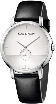 Established Leather Watch