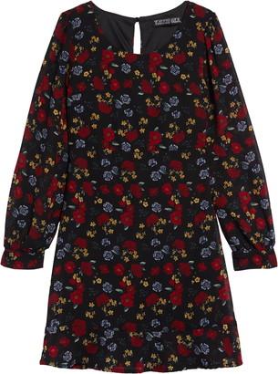 Trixxi Chiffon Dress