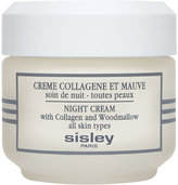 Sisley Paris SISLEY-PARIS Women's Night Cream with Collagen and Woodmallow - 1.6 oz