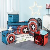 The Avengers Avengers Storage Set (Trunk, 2 pack cubes, Sequin Cube and Hamper)
