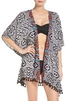 LaBlanca Women's La Blanca La Azteca Cover-Up Kimono