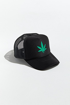 Urban Outfitters Leaf Trucker Hat