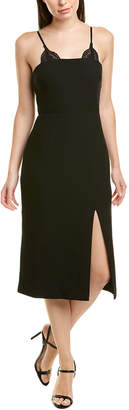 C/Meo Finders Keepers Kobie Sheath Dress