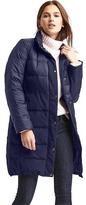 Gap Long down puffer coat