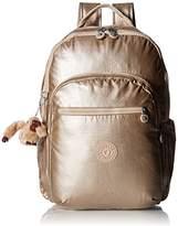 Kipling Seoul Large Solid Laptop Backpack Backpack