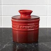 Crate & Barrel Le Creuset ® Cerise Butter Keeper