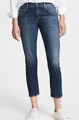 Citizens of Humanity Boyfriend Cropped Jean