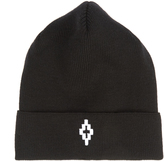 Marcelo Burlon County of Milan Cruz wool-knit beanie