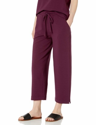 Daily Ritual Terry Cotton and Modal Easy Lounge Pant
