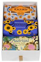 Claus Porto Banho, Ilyria & Madrigal Gift Box Set