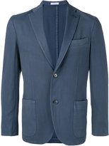 Boglioli faded classic blazer - men - Cupro/Wool - 48