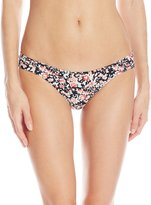 Volcom Women's Desert Bloom Modest Bikini Bottom