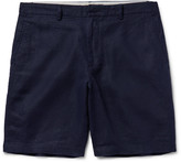 Club Monaco - Maddox Linen Shorts