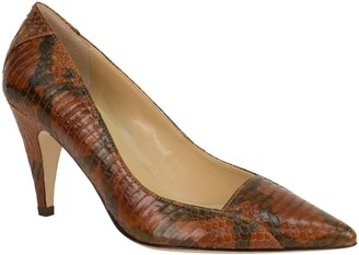 J. Renee Cobra Pointy Toe Pump