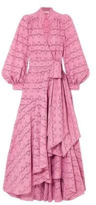 ANNA MASON 3/4 length dress