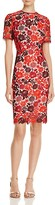 Karen Millen Embroidered Lace Sheath Dress - 100% Exclusive