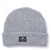Penfield Harris Grey Fleck Knitted Beanie