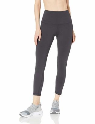 Amazon Essentials Women's Studio Sculpt High-Rise 7/8 Length Yoga Legging